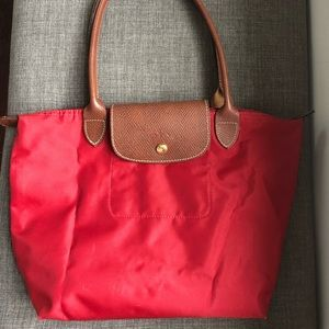 Authentic Longchamp Medium Le Pliage